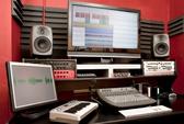 audio oprema za studio, snimanje, mikrofoni, zvucna karta, zvucnici
