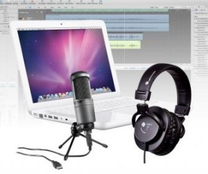 snimanje glasa za potrebe radija i televizije
