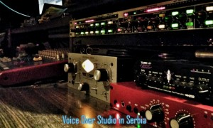 Serbian voice artists dubbing voices Studio Belgrade